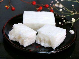 長野県の氷餅